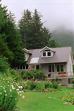Admiralty Island Wilderness Homestead